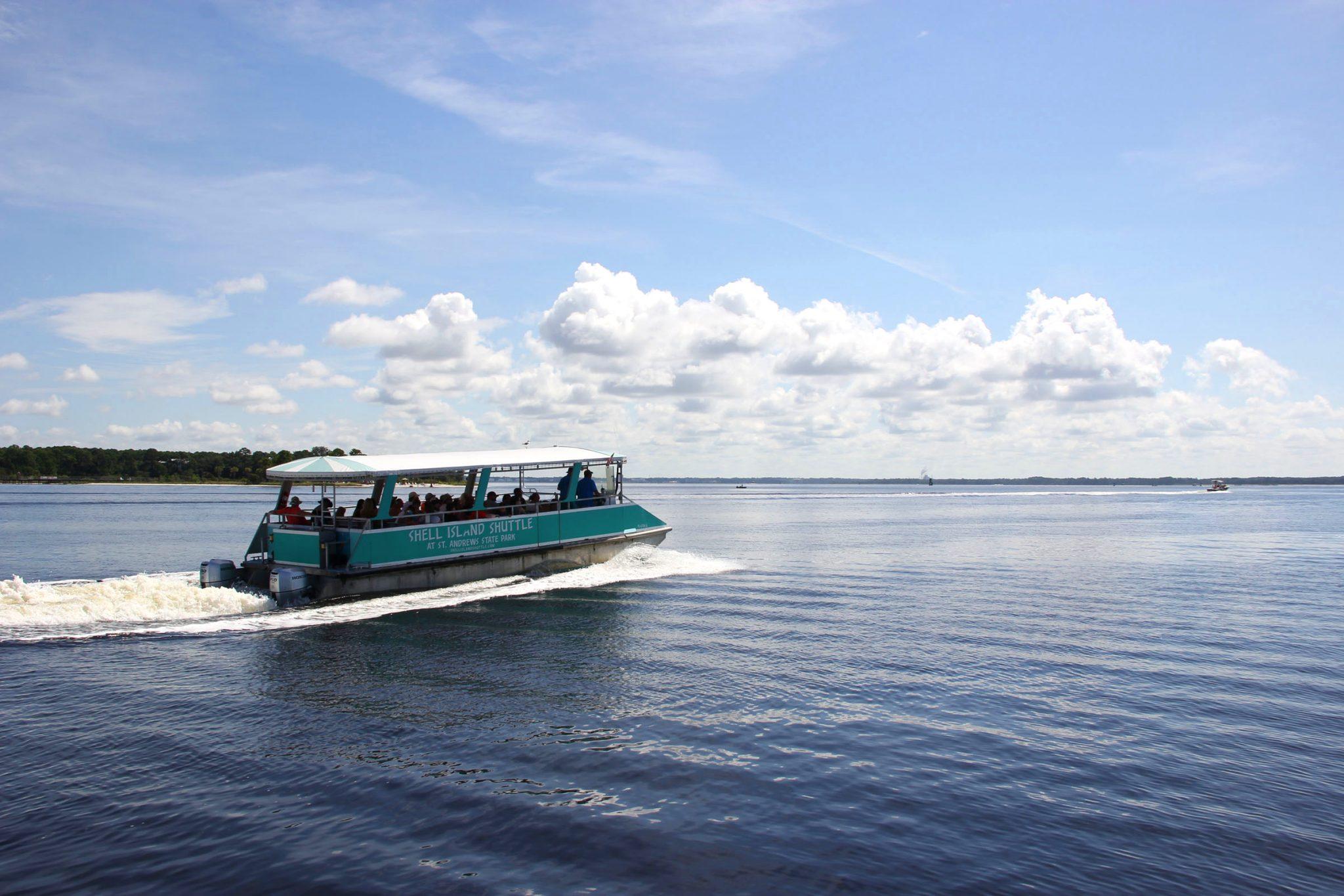 Shell Island Ferry